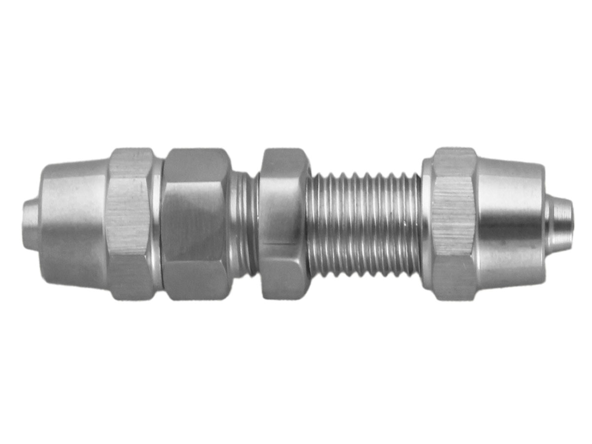 Compression fittings stainless steel