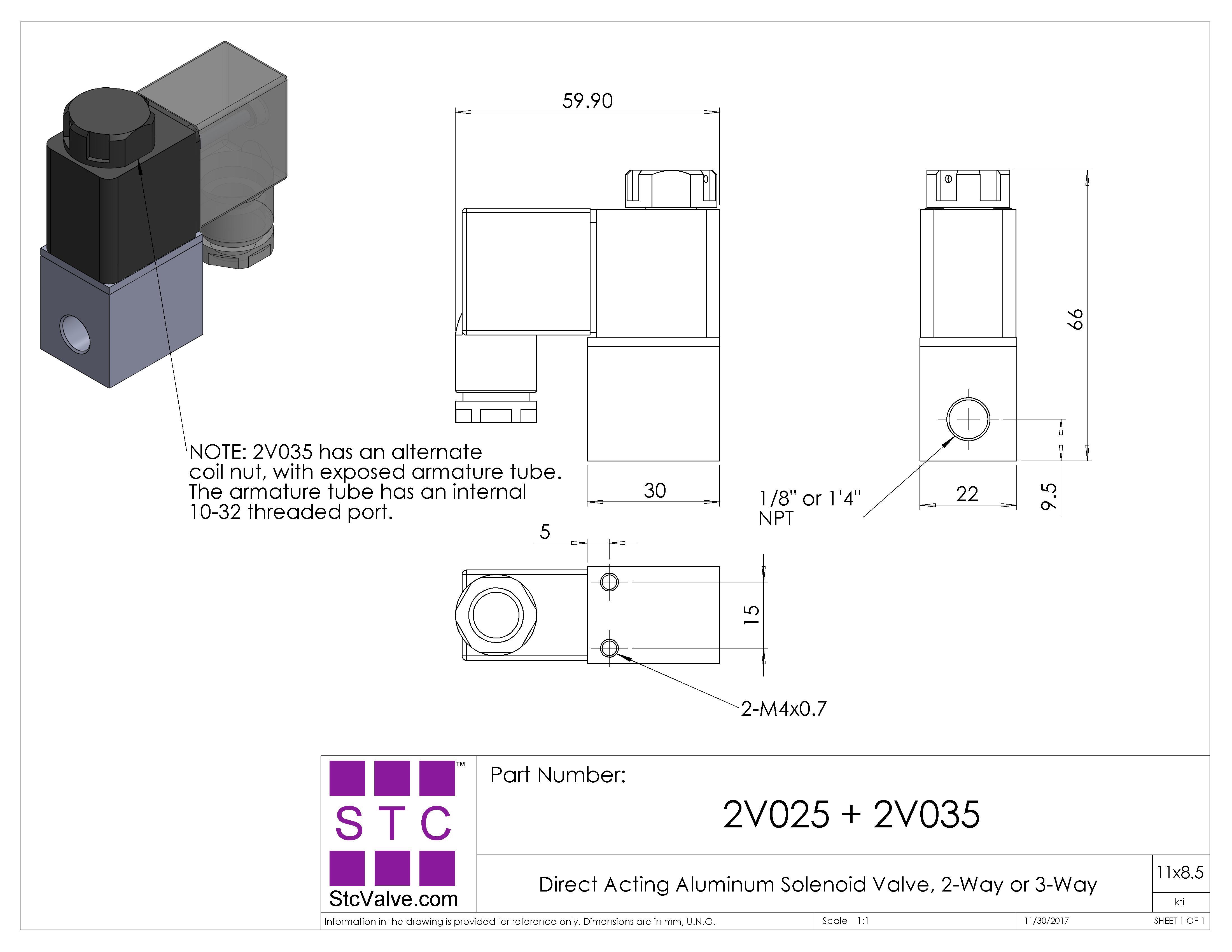 12v Air Solenoid Valve Wiring Diagram Find 12 Volt Starter 2v025 035 2 3 Way Position Direct Acting Aluminum Rh Stcvalve Com Ford Lawn Mower