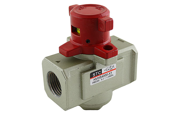 Air Lock Out Valve