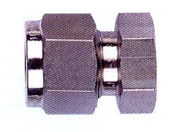 Compression Tube Fitting Cap