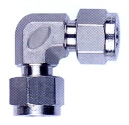 Elbow Union Compression Tube Fitting
