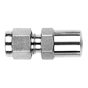 Butt Weld Conector Compression Tube Fitting