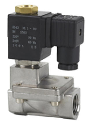 Stainless Pilot Water Solenoid Valve
