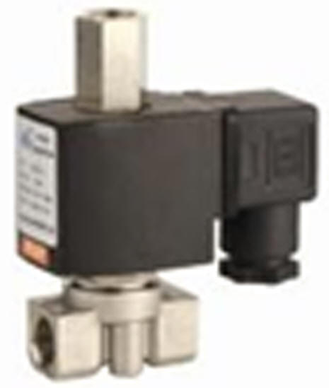 Direct Acting 3 way Stainless Steel Solenoid Valve